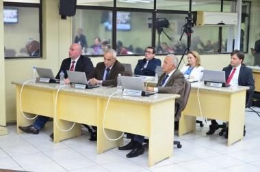 Informações sobre a Sessão do dia 7/8 na Câmara de Criciúma