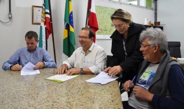 ADR Criciúma e Nova Veneza fazem parceria