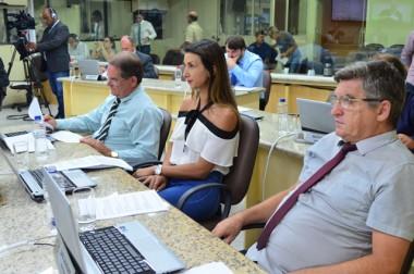 Informações sobre a Sessão do dia 26/2 na Câmara de Criciúma