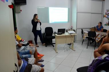 CRAS oportuniza participantes com informações