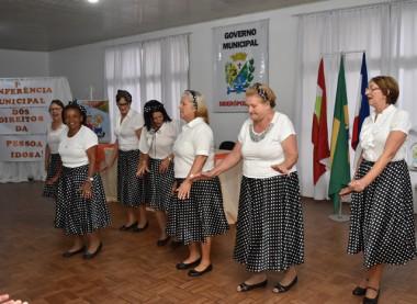 Siderópolis realiza a Conferência dos Direitos da Pessoa Idosa