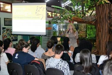 Museu de Zoologia da Unesc recebe estudantes e comunidade