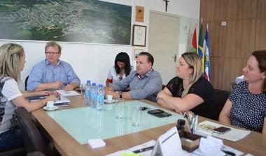 Siderópolis e Treviso estudam parceria