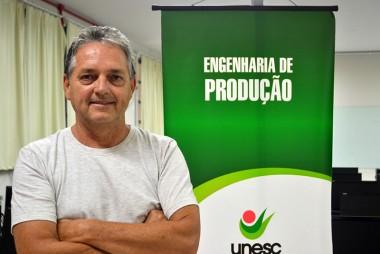 Professor da Unesc representa Sul do Brasil