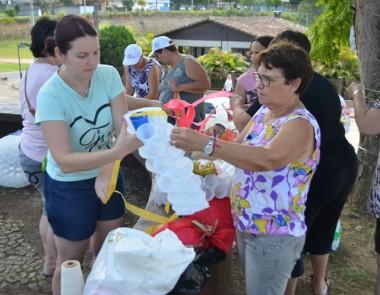 Rio Fiorita abre Programação do Natal Solidário PraApae Noel