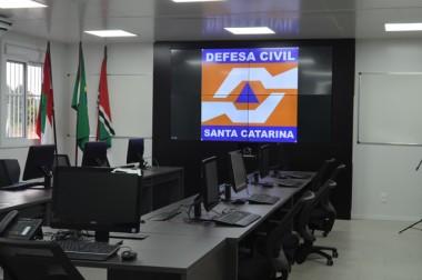 Centro Integrado de Gerenciamento de Riscos e Desastres é inaugurado