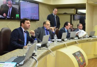 Informações sobre a Sessão do dia 07/8 na Câmara de Criciúma