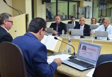 Informações sobre a Sessão do dia 16/4 na Câmara de Criciúma