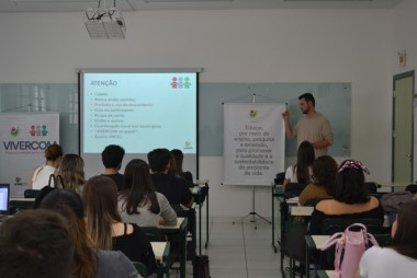 Estudantes e residentes da Unesc se preparam para o Vivercom