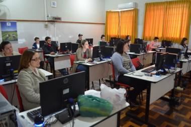 Curso de NF-e capacita agricultores em Siderópolis