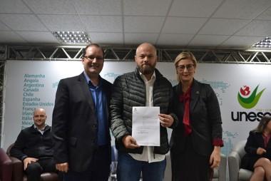 Unesc amplia ações de internacionalização com novo projeto