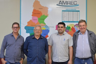 Colegiado de Agricultura da AMREC é reativado