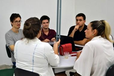 Plano de 60 dias da Unesc inicia trabalho de consultoria