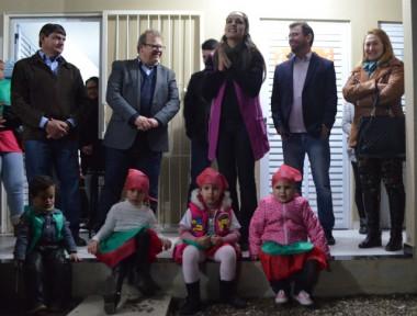 Governo de Siderópolis climatiza creche de Vila São Jorge