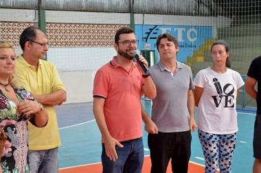 Siderópolis conhece os campeões do Jems de 12 a 14 anos