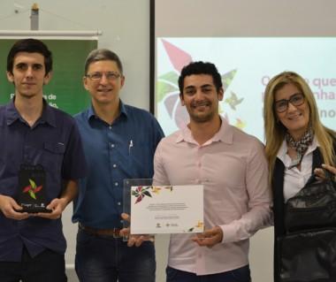 Iniciativas apresentadas na 4ª Feira de Inovação são premiadas pela Unesc