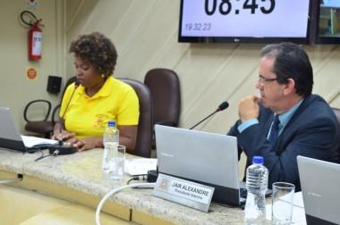 Informações sobre a Sessão do dia 5/3 na Câmara de Criciúma