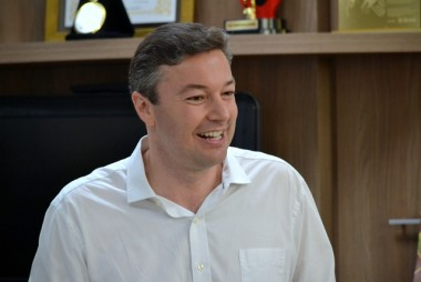 Unesc recebe o candidato a vice-governador Napoleão Bernardes