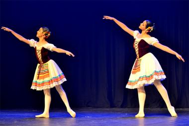 Emoções, surpresas e aplausos no último dia de Unesc em Dança