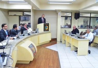 Informações sobre a Sessão do dia 14/5 na Câmara de Criciúma