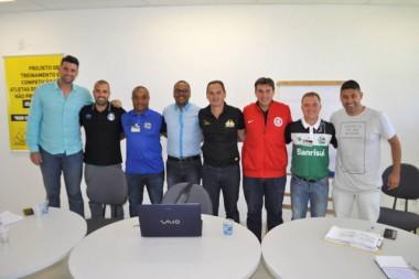 Base do Criciúma Esporte Clube participa da BGprime Liga 2017