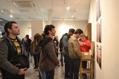 Estudantes trazem pensamentos e conquistas em exposição
