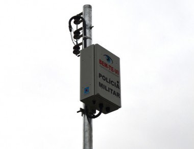 Câmeras de videomonitoramento começam a ser instaladas
