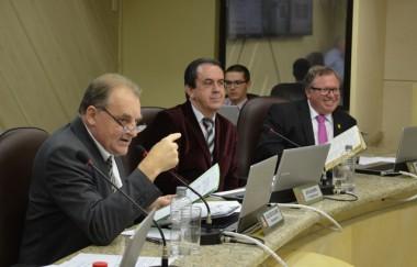 Projetos do Executivo são aprovados em Criciúma