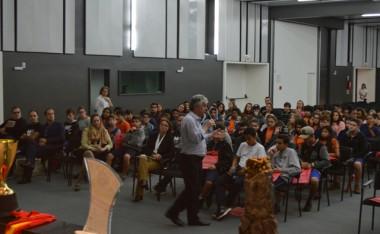 Escolas na Acic recebe mais de 140 alunos de Criciúma