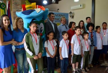 Vencedores do concurso são premiados em Siderópolis