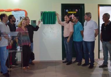 Governo de Siderópolis inaugura revitalização da escola Jorge Bif