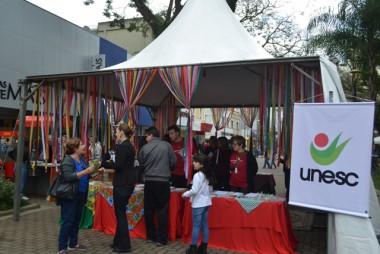 População recebe informações sobre ingresso na Unesc