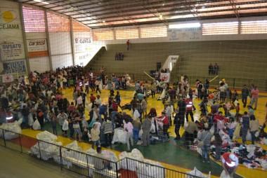 Campanha do Agasalho de Jacinto Machado beneficia mais de mil
