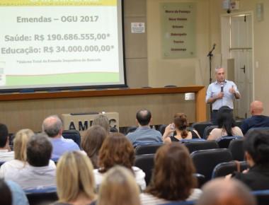 AMREC sedia o I Seminário Regional sobre Captação de Recursos