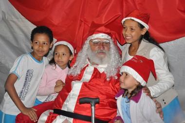 Magia de Natal chega ao Balneário Rincão