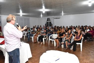 Diretores eleitos tomam posse em Siderópolis
