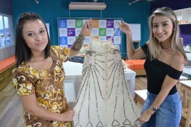Criciúma representa Estado em projeto nacional de moda