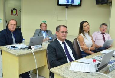 Informações sobre a Sessão do dia 19/2 na Câmara de Criciúma