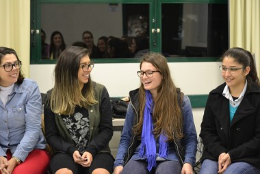 Dia do Estudante traz divertimento aos estudantes da Unesc