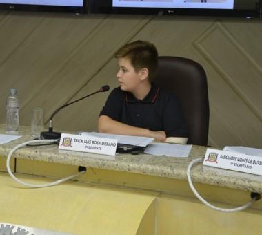 Educação ambiental e cidadania são discutidas na Sessão Mirim