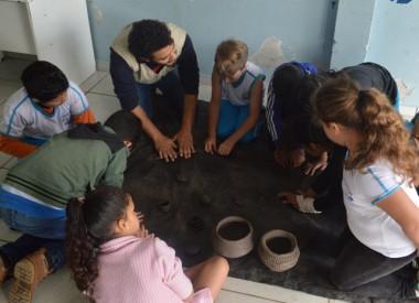Alunos de Escolas da região podem aprender sobre arqueologia