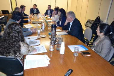 Audiência no Banco Mundial discute investimentos para SC