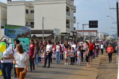 Jacinto Machado celebra independência do Brasil com desfile