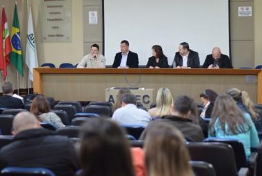 Secretários da região Sul debatem a regionalização da saúde