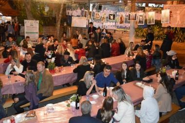 Fim de semana será de Festa do Vinho em Urussanga