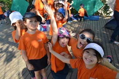 Alunos do SESI Escola participam de acampamento