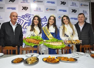 Balneário Rincão já está em ritmo da 24ª Festa da Tainha