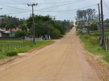 Noi Coral busca viabilizar a pavimentação da Rodovia Tranquilo Sartor