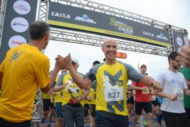 Meia Maratona Caixa: Inscrições chegam ao terceiro lote