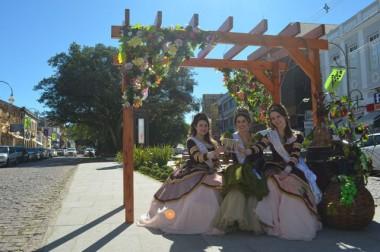 Urussanga brinda a tradição na XVIII Festa do Vinho